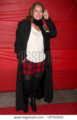 LOS ANGELES - NOV 28:  Crystal Chappell arrives at the 2010 Hollywood Christmas Parade at Hollywood Boulevard on November 28, 2010 in Los Angeles, CA
