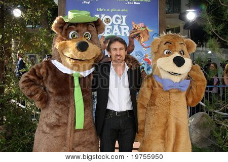 "LOS ANGELES - DEC 11:  Eric Brevig arrives at the ""Yogi Bear 3-D"" Premiere at The Village Theater on December 11, 2010 in Westwood, CA."