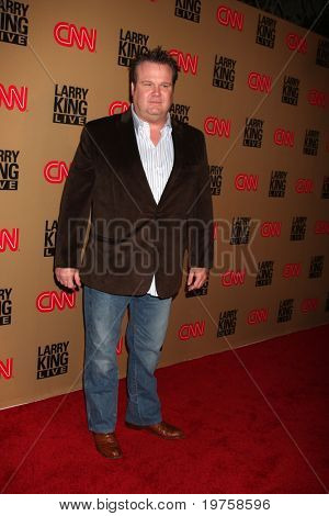LOS ANGELES - DEC 16:  Eric Stonestreet arrives at CNN's 'Larry King Live' final broadcast party at Spago on December 16, 2010 in Beverly HIlls, CA.