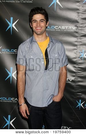 LOS ANGELES - DEC 14:  Max Ehrich attends the