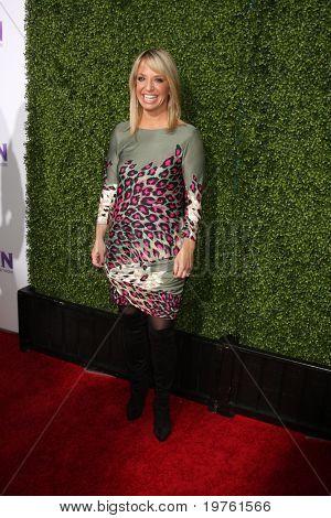 LOS ANGELES - JAN 6:  Laura Berman arrives at the Oprah Winfrey Network Winter 2011 TCA Party at The Langham Huntington Hotel on January 6, 2011 in Pasadena, CA.