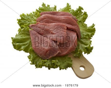 Meat Is Ready For...