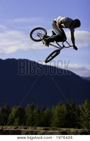 Bike Jump Big Air