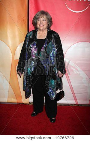 PASADENA, CA - JAN 13:  Kathy Bates arrives at the NBC TCA Winter 2011 Party at Langham Huntington Hotel on January 13, 2010 in Pasadena, CA