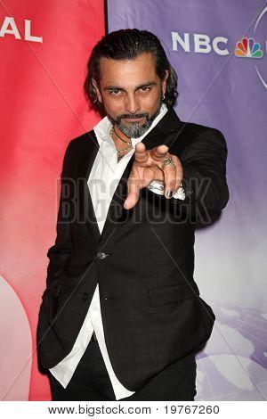 PASADENA, CA - JAN 13:  Anil Kumar arrives at the NBC TCA Winter 2011 Party at Langham Huntington Hotel on January 13, 2010 in Pasadena, CA