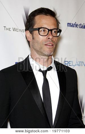 BEVERLY HILLS - JAN 16: Guy Pearce arrives at The Weinstein Company And Relativity Media's 2011 Golden Globe Awards Party at Beverly Hilton Hotel on January 16, 2011 in Beverly Hills, CA