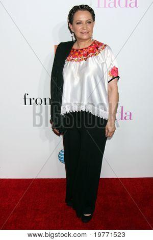 LOS ANGELES - JAN 18:  Adriana Barraza arrives at