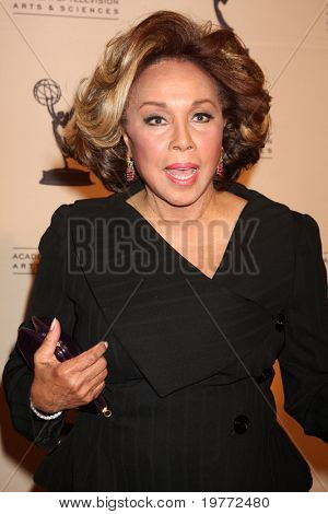BEVERLY HILLS - JAN 20:  Diahann Carroll arrives at the ATAS Hall of Fame Committee's 20th Annual Induction Gala at Beverly Hills Hotel on January 20, 2011 in Beverly Hills, CA