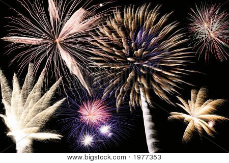 Fireworks Grand Finale