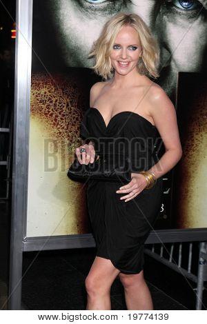 LOS ANGELES - JAN 26:  Marley Shelton arrives at