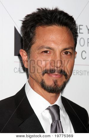 LOS ANGELES - JAN 29:  Benjamin Bratt arrives at the Valley Performing Arts Center Opening Gala at California State University, Northridge on January 29, 2011 in Northridge, CA