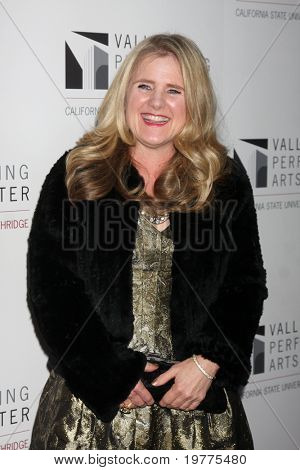 LOS ANGELES - JAN 29:  Nancy Cartwright arrives at the Valley Performing Arts Center Opening Gala at California State University, Northridge on January 29, 2011 in Northridge, CA
