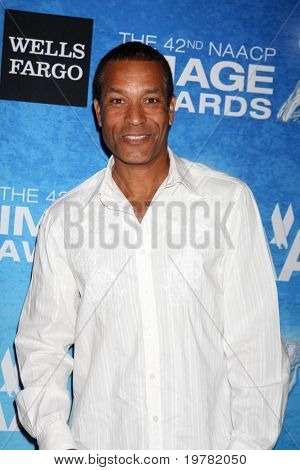 LOS ANGELES - FEB 12:  Phil Morris arrives at the 2011 NAACP Image Awards Nominee Reception at Beverly Hills Hotel on February 12, 2011 in Beverly Hills, CA