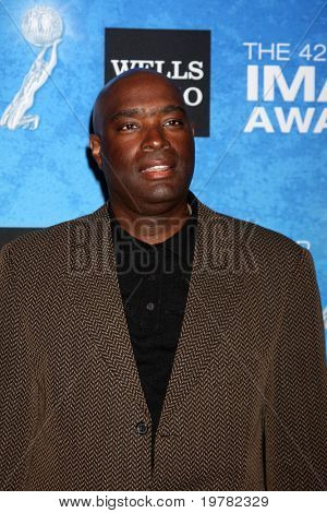 LOS ANGELES - FEB 12:  Antwone Fisher arrives at the 2011 NAACP Image Awards Nominee Reception at Beverly Hills Hotel on February 12, 2011 in Beverly Hills, CA