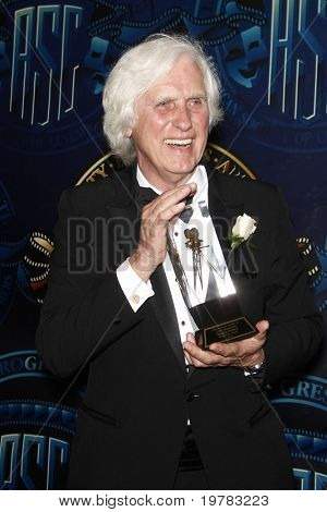 LOS ANGELES - FEB 13:  Douglas Kirkland at the American Society of Cinematographers 25th Annual Outstanding Achievement Awards at Hollywood & Highland  on February 13, 2011 in Los Angeles, CA