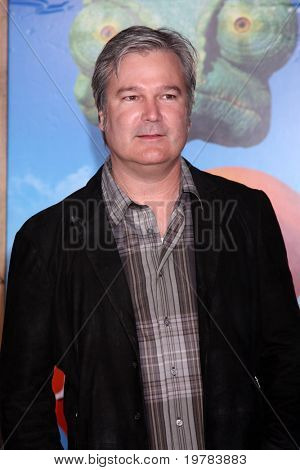 LOS ANGELES - FEB 14:  Gore Verbinski arrives at the Rango Premiere at Village Theater on February 14, 2011 in Westwood, CA