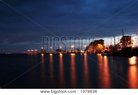 Port Evening
