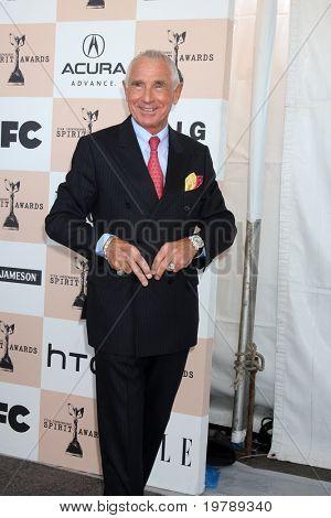 SANTA MONICA, CA - FEB 26:  Prince Frederic von Anhalt arrives at the 2011 Film Independent Spirit Awards at the Beach on February 26, 2011 in Santa Monica, CA