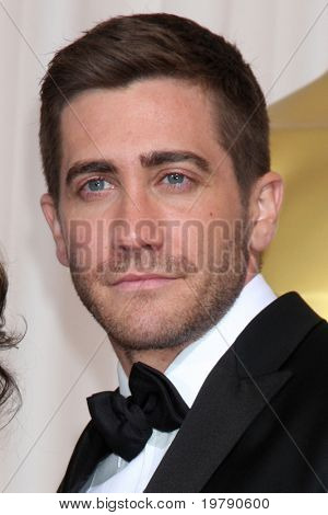 LOS ANGELES -  FEB 27: Jake Gyllenhaal arrives in the Press Room at the 83rd Academy Awards at Kodak Theater, Hollywood & Highland on February 27, 2011 in Los Angeles, CA
