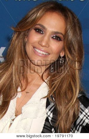 LOS ANGELES -  3: Jennifer Lopez arrives at the American Idol Finalists Party - Season 10 at The Grove on March 3, 2011 in Los Angeles, CA