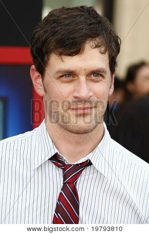 LOS ANGELES - MARCH 6: Tom Everett Scott arrives at the