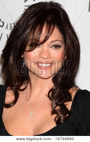 LOS ANGELES - MAR 8:  Valerie Bertinelli arriving at the