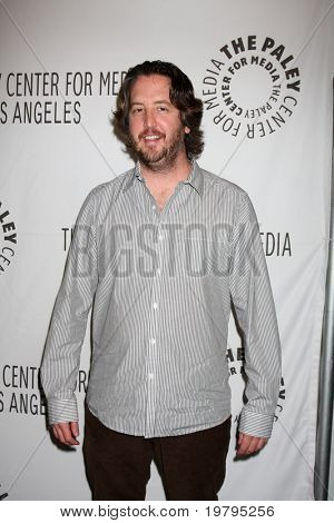 LOS ANGELES - MARCH 10: Steve Little arrive at the
