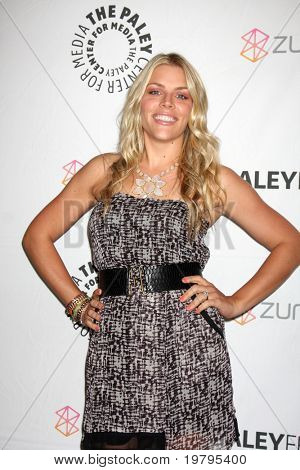 Los Angeles mar 12: busy Philipps kommt in der