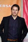 LOS ANGELES - JUL 30:  Sam Jaeger arrive(s) at the 2010 NBC Summer Press Tour Party at Beverly Hilto