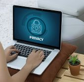 Privacy Access Login Performance Identification Password Passcode And Privacy poster