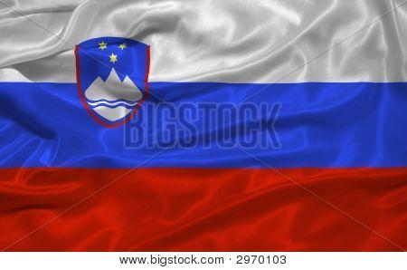 Slovenia Flag 3