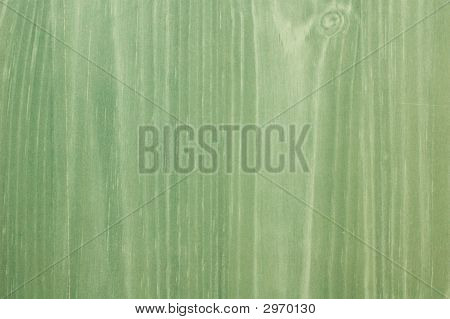 Greenish Wood Texture