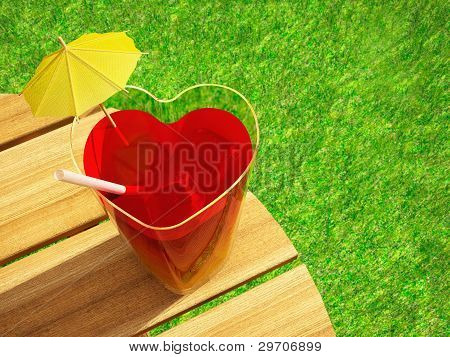 Cocktail - Heart