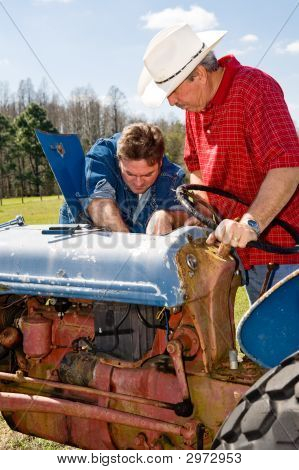 Farm Equipment Maintenance