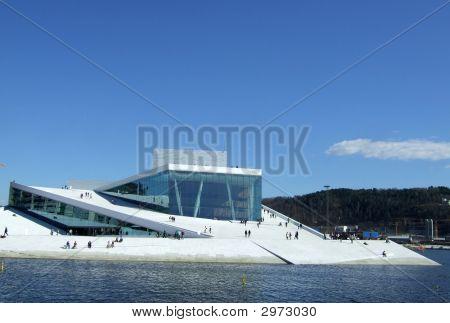 Norway's new operahouse