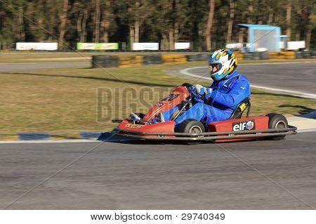 Go Karts Race