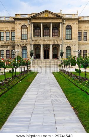Dolmabahce Palast eintritt, Istanbul, Türkei