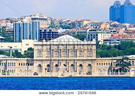 Dolmabahce Palace, Istanbul,turkey