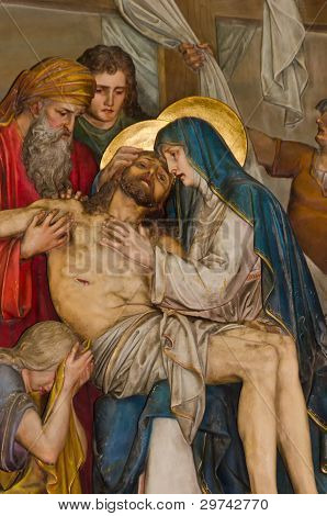 Calvary Of Jesus Christ