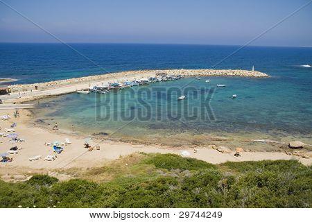 Marina on Cyprus