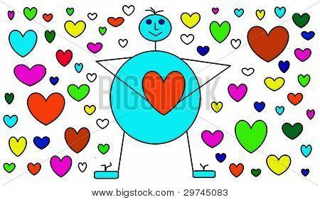 heart, heart, heart