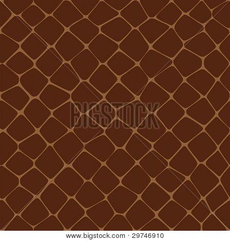Vector illustration of reptilian skin