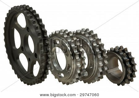 Gears Of Different Types