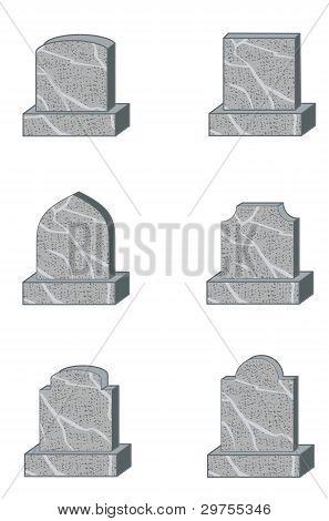 Headstone Shapes