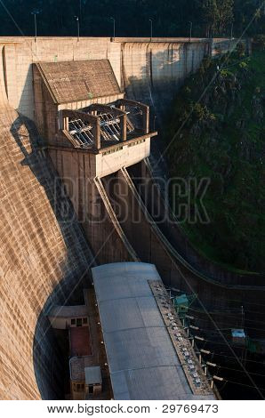 Castelo De Bode Dam