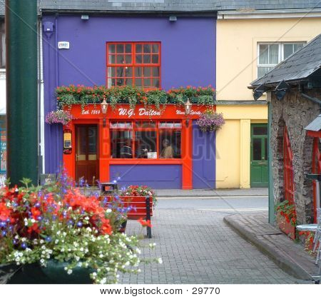 Storefront In Kinsale