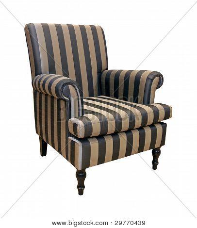 Stripe Armchair
