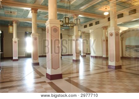 Art Deco Building Interior
