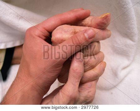 Three Hands
