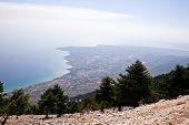 Постер, плакат: Энос гора Кефалиния Греция